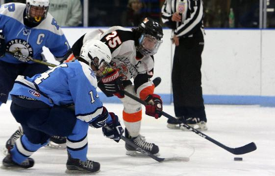 Video: Mamaroneck tops Pelham 7-0 in hockey