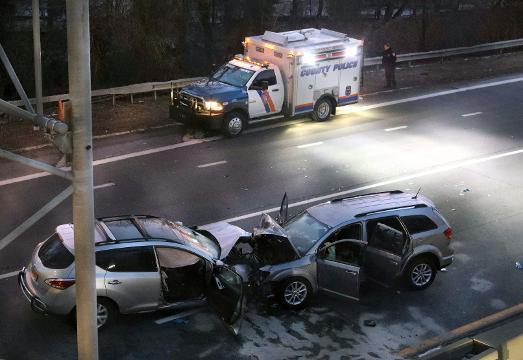 Video: Head on crash on the BRP