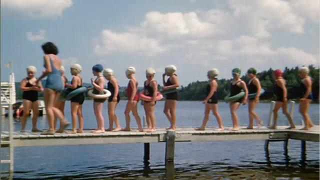 Remember when summer camp was all about swimming laps and making lanyards?
