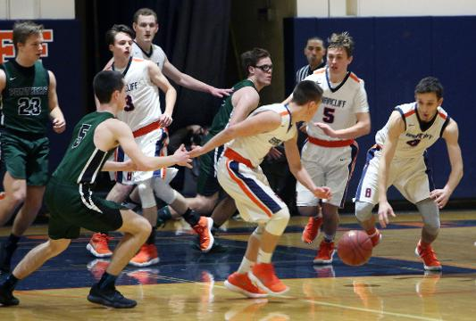 Video: Briarcliff defeats Pleasantville 63-33 in basketball