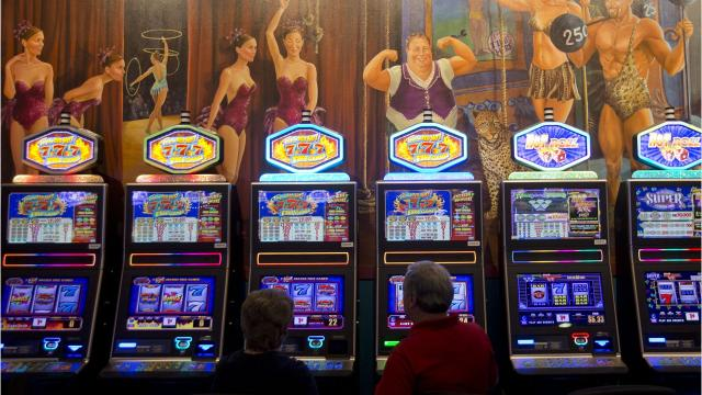 New York's three upstate casinos finished their first year below their initial revenue projections. But they are hopeful revenue will improve over time.