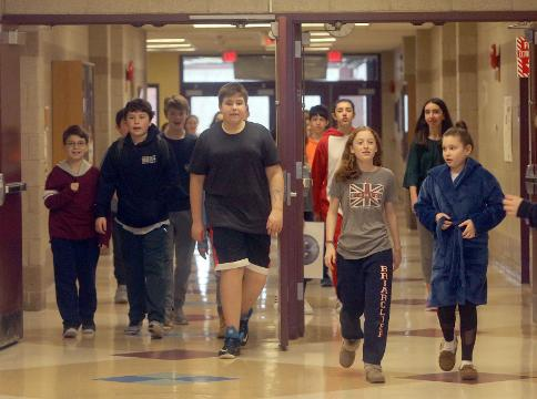 Dr. James Kaishian, Briarcliff Schools Superintendent, explains how the district responded after Wednesday's deadly school shooting in Florida.