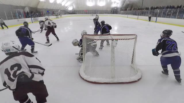 Video: Scarsdale hockey advances past New Rochelle
