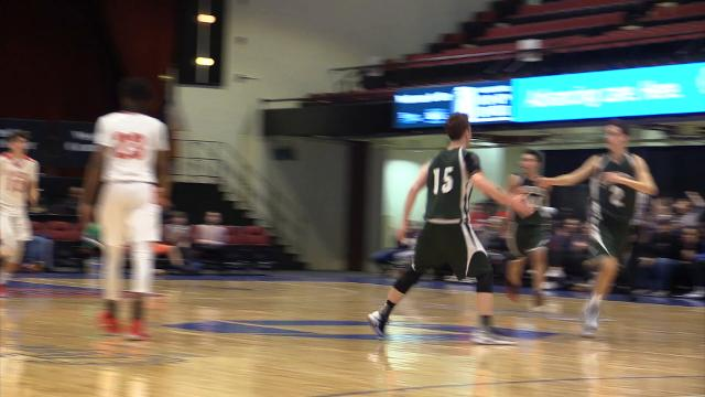 Game Highlights of Hamilton vs Solomon Schechter in Class C Semifinal at the County Center