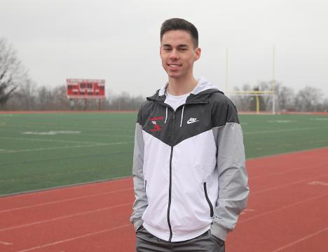 Conor Malanaphy from Tappan Zee High School is the Rockland Scholar-Athlete of the week.