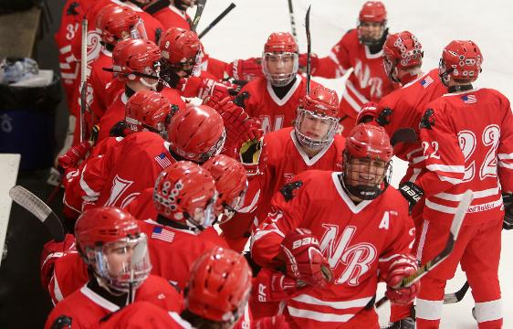 Video: North Rockland wins Section 1 hockey championship