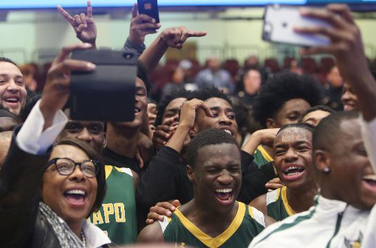Video: Ramapo stuns Mamaroneck in boys Section 1 semifinal