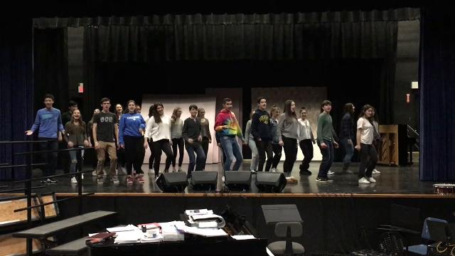 "Edgemont High School's ""Mystery of Edwin Drood"" sends a musical shoutout to Clarkstown North's ""How to Succeed in Business without Really Trying."""
