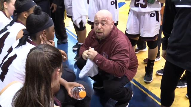 Video: Ossining girls win Section 1 championship