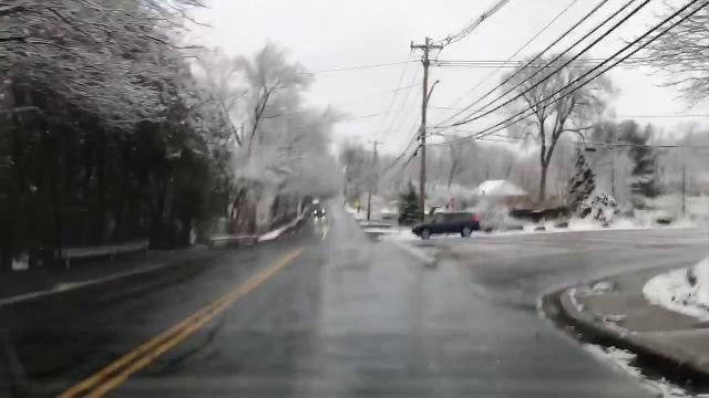 Video: Morning drive from New City to West Nyack