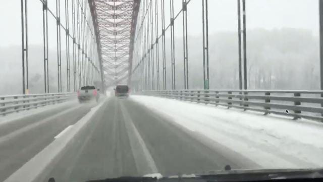 Video: Nor'easter wreaks havoc in Lower Hudson Valley