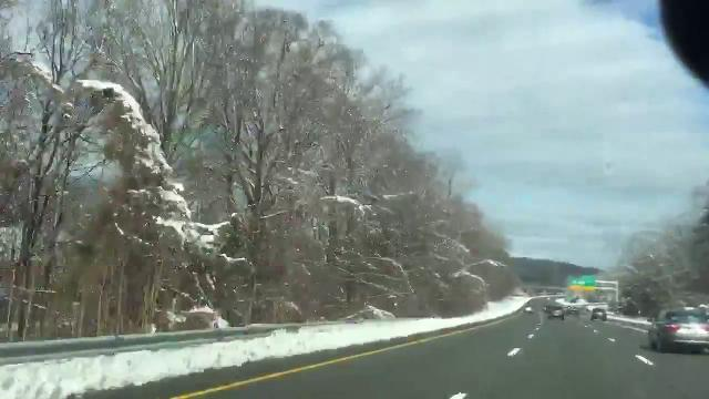 Video: Driving on the Taconic