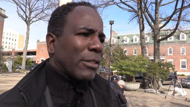 Video: Mount Vernon Councilman urges restraint after Mayor is charged with corruption