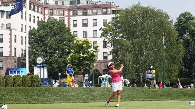 Westchester Country Club has a long history with some of the game's all-time greats. Video by Mike Dougherty/lohud.com