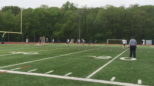 Scenes from Yorktown's win Saturday in the Section I girls lacrosse playoffs over Ursuline