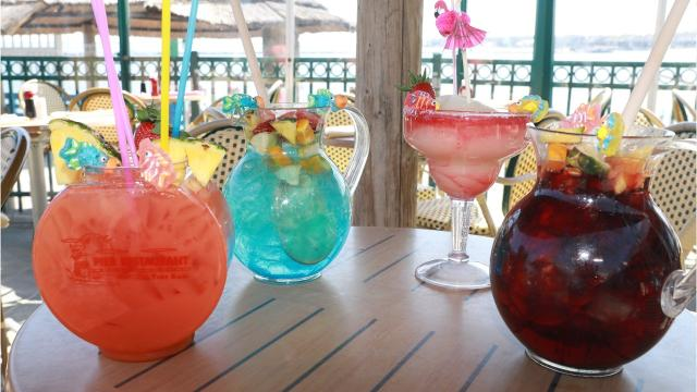Find essential tiki bar decor, drinks and more in these waterfront hot spots.