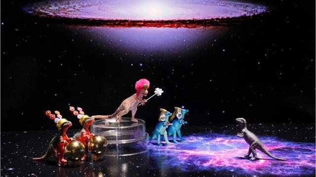 New exhibit of very tiny, and provocative art on display at YoHo Artist Studios
