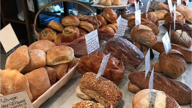 The Kneaded Bread in Port Chester celebrates 20 years of bread -- and more.