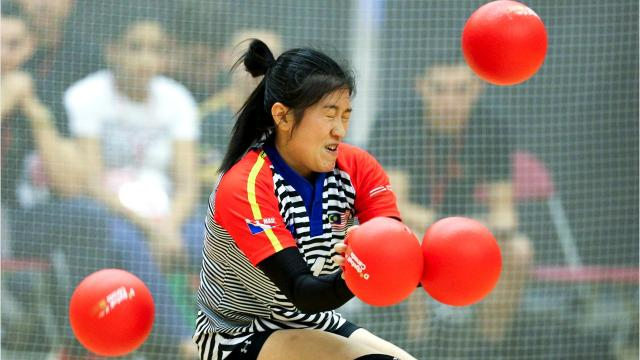 Once a dreaded gym activity, dodgeball has become a competitive global sport.