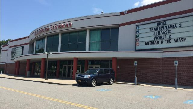 The Greenburgh Multiplex theater on Saw Mill River Road has announced it will close when its lease expires in May 2019.