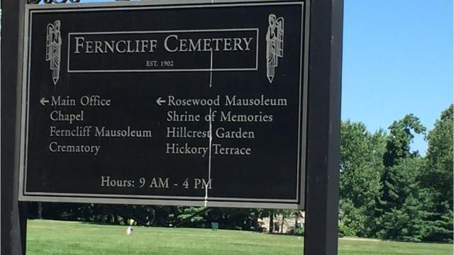 Ferncliff Cemetery, final resting place of numerous notables, says Greenburgh has hampered its operations for years.