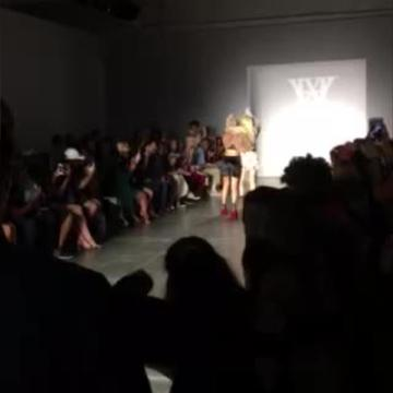 Video: NY Fashion Week with influencer Simone Piliero