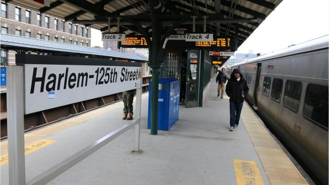 """When Metro-North says a train is """"on time,"""" what do they mean? What about """"speed restrictions?"""" Or """"AM peak?"""""""