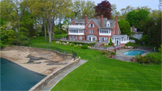 The $10.3 million sale of the Low Wood waterfront estate in the village of Mamaroneck is among the highest residential sales in Westchester in 2018.
