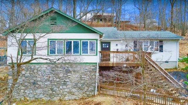 Modest lake cottage in Putnam County plays host to everyone from Steve-O to Chris Webby.