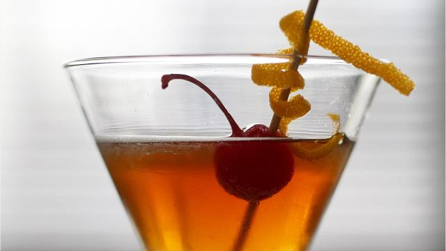 """It seems fitting, in our derivative times, that a drink dubbed the """"Old Fashioned"""" would be having its moment."""