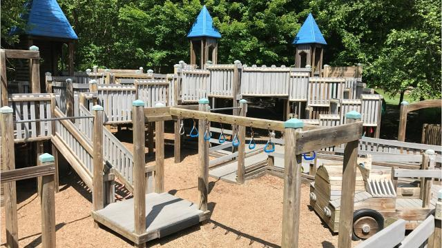 WNC playgrounds put to the test