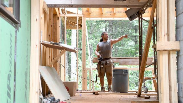 The Buncombe real estate market continues to boom, but real estate agents have an unusual problem: They need more homes to sell.