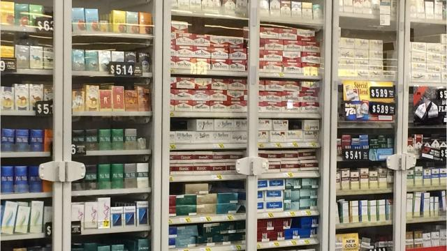 Readers want to know why supermarkets still sell cigarettes, when everyone knows they're unhealthy, and if it's legal to drive with a dog on your lap.