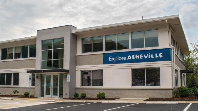 Tourism agency rebrands as 'Explore Asheville,' moves to new office