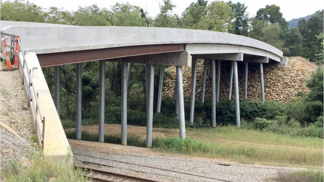Walmart for Enka? Bridge development lull?