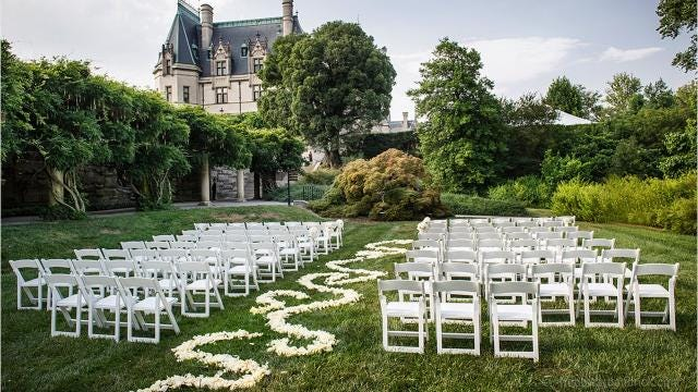 Biltmore Wedding Cost.45 000 To Get Married At Biltmore Shipping Containers In Biltmore Park