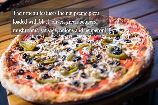 A showcase of some of the offerings at Manicomio Pizza and Food