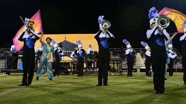 Football 2017: Polk County vs. Mitchell