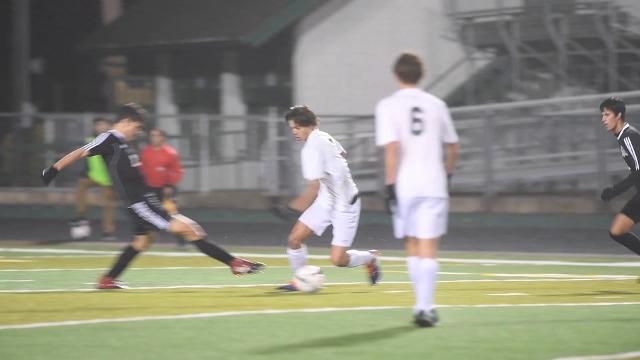 Reynolds defeated Forestview 1-0 to advance in the playoffs.