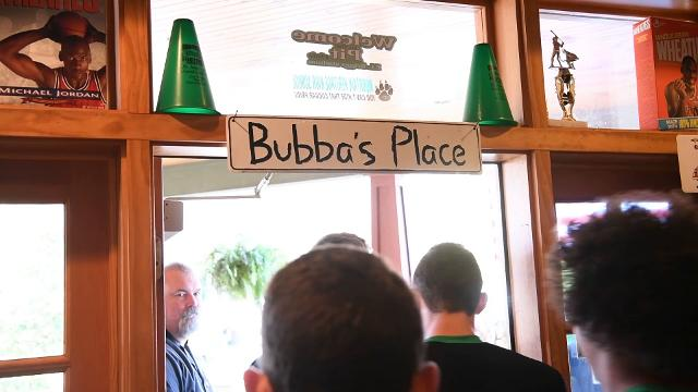 Bubba's is Mountain Heritage