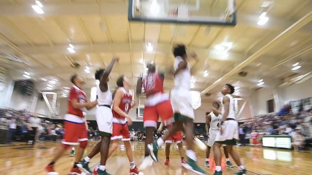 Highlights: Christ School vs Zion Williamson and Spartanburg