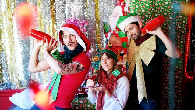Miracle, a Christmas-themed pop-up bar, takes over MG Road through the holiday season.