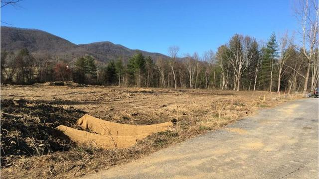 A reader asks about land that's been cleared in Black Mountain, a site the reader considered a 'nature preserve.'