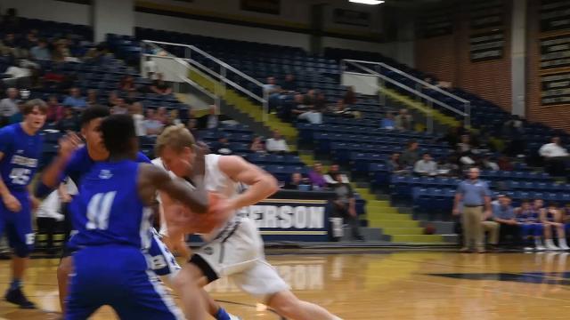Roberson defeats Brevard