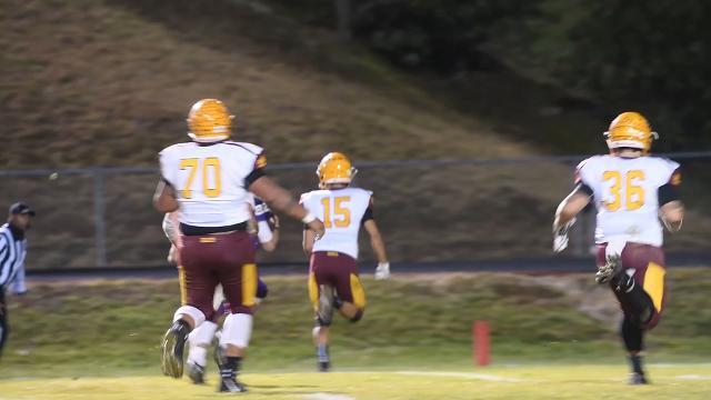 Football 2017: Mitchell vs. Cherokee