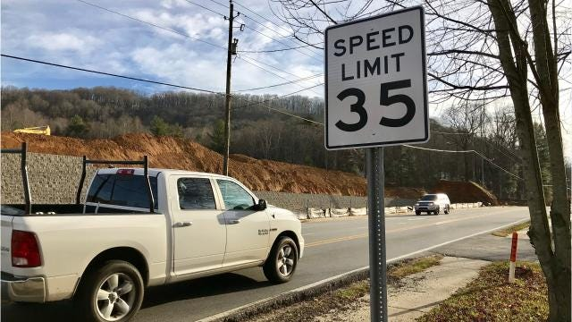 Readers ask about new speed limit signs on Mills Gap Road, and about an attempted phone scam they dealt with recently.