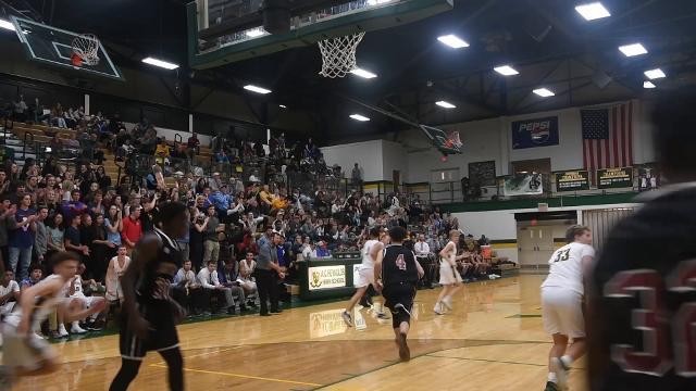 Asheville vs Reynolds basketball