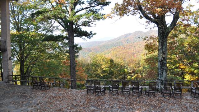 The scenic spot in northern McDowell County will now look wild forever.