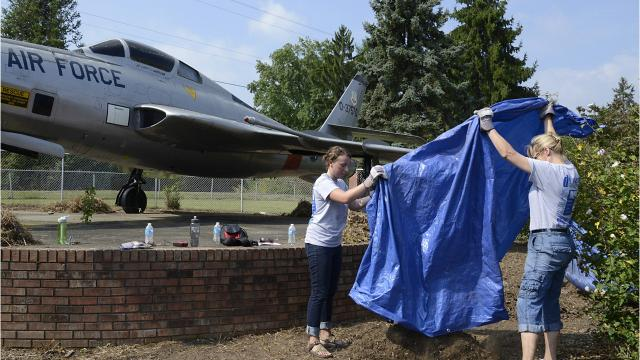 Readers want to know what's going on with the Enka jet restoration, and why downtown condos can be used as short-term rentals.