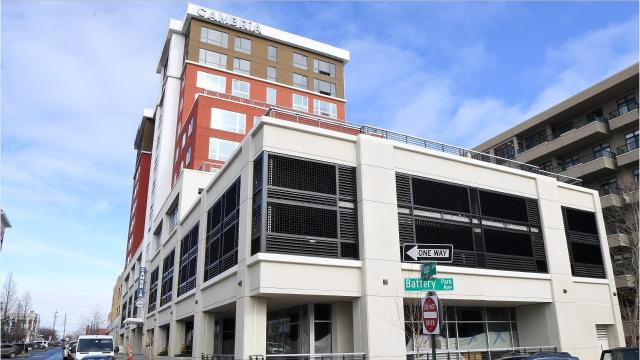 The Cambria Hotel and Suites, a project by FIRC Group Inc., opened in mid-December in downtown Asheville. The site has 136 rooms, a restaurant called Hemingway's Cuba, a conference area and a number of other amenities.